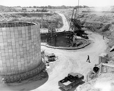Titan II Missile Silo Complex 3747 After the Explosion on