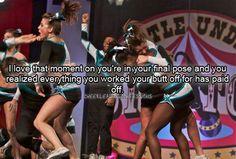 cheerleading(: