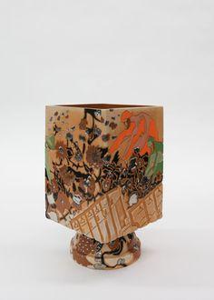 Patterns Of Propaganda // Charles Moffett Gallery // Opening Friday Feb 1 Contemporary Ceramics, Coasters, Bari, Gallery, Pattern, Home Decor, Homemade Home Decor, Roof Rack, Model
