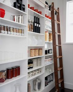 Tips For Creating A Stunning Pantry Design - Destination Living