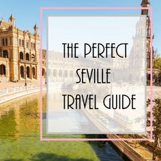 Known for abundance of majestic buildings, hot summers and vibrancy life, Seville is a must visit  #seville #spain #andalucia #travel #europe