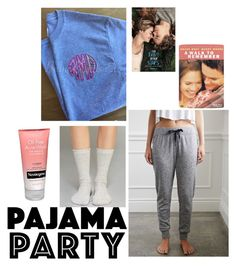 """Pajama Party"" by grace-faith-hope-and-love-8 ❤ liked on Polyvore featuring Wet Seal, Neutrogena and Forever 21"