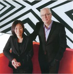 Corbett and Yueji Lyon