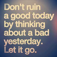 Harder done than said... Yet so necessary! #SayNoToBaggage