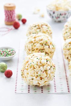 Popcorn Balls are a fun and delicious way to celebrate the season. This simple recipe is a great base for so many flavor combinations - the possibilities are endless! Sponsored by Karo Syrup.