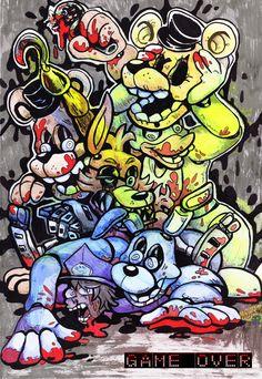 "magicalhedgehogs: "" D O N 'T R U N O U T O F P O W E R """