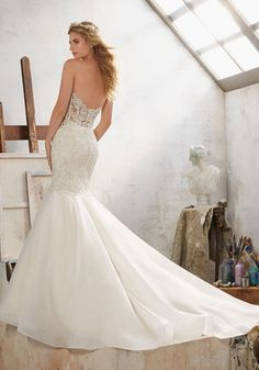 Margot 8120 By Morilee Available At Sincerely The Bride Vancouver Washington Portland