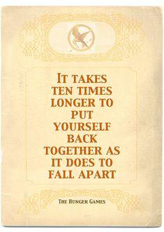 It takes ten times longer...