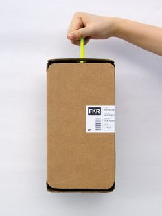 Nike Flyknit Racer on Packaging Design Served