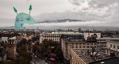Monstruos de Sofia, Bulgaria. Animando la ciudad (Yosfot blog)