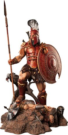 Ares God of War. Or just me.