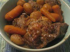 Running Mama Cooks: Perfect Pot Roast