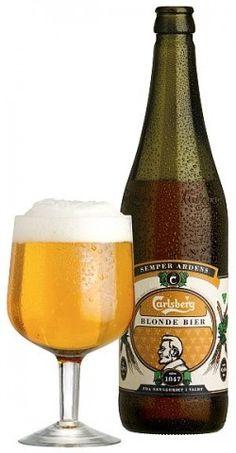 Cerveja Semper Ardens Blonde Bier, estilo Specialty Beer, produzida por Carlsberg, Dinamarca. 6% ABV de álcool.