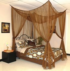 bed canopy: another blackout option | kid space ideas | pinterest