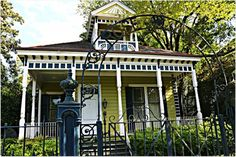 Rosewood Home in Uptown New Orleans