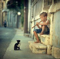 Cat Charmer - Pixdaus