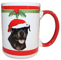 ES Pets Rottweiler Mug 15 oz -- Click on the image for additional details.(This is an Amazon affiliate link and I receive a commission for the sales)