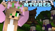 Little Kelly - Minecraft Adventures - SAVING PRINCE DONNY FROM THE WITCH...