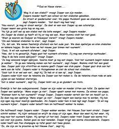 * Verhaal: Oud & Nieuw vieren! 1-2