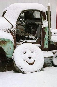 accidental smile in an unexpected place...