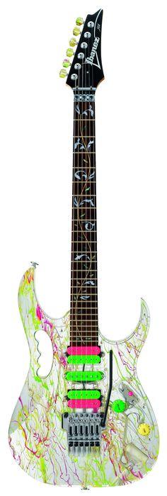 steve vai guitar pics - Google Search