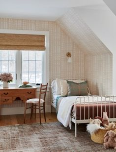 The First Home Tour to Kick Off 2020 (No Pressure! Rooms Home Decor, Cheap Home Decor, Bedroom Decor, Bedroom Nook, Girl Room, Girls Bedroom, Bedrooms, Accent Walls In Living Room, Amber Interiors