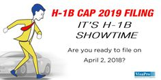 It's #H1B Showtime! Follow these instructions to prepare and assemble the #H1B cap 2019 petitions. These guidelines will help you avoid delays and increase the chances of lottery selection and approvals. #immigration #h1bvisa