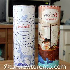 Make Your Own Unique Cereal with Mixit  win 1 of 3 vouchers #Canada #giveaway ends Aug20