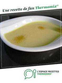 Velouté de panais aux épices. par ElisabethetCo. Une recette de fan à retrouver dans la catégorie Soupes sur www.espace-recettes.fr, de Thermomix<sup>®</sup>.