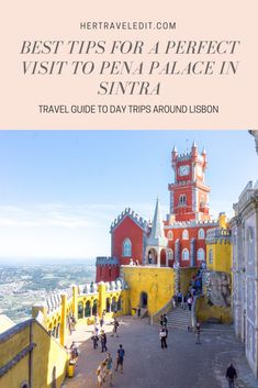 A Day Trip to Sintra and Cascais from Lisbon