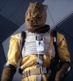 "Bossk - A Trandoshan bounty hunter in The Empire Strikes Back. He also appeared in the book Tales of the Bounty Hunters, the books of the Bounty Hunter Wars trilogy, in the story ""The Prize Pelt"", and in Star Wars: Empire at War: Forces of Corruption. Star Wars Episoden, Star Wars Humor, Boba Fett, Starwars, Clean Funny Pictures, Star Wars Bounty Hunter, Star Wars Personajes, Star Wars Models, Original Trilogy"