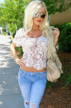 Other than the fact she's sexy as hell she's killing this outfit! Love it http://euro.pinshopway.com/sexypins/be-undecided/