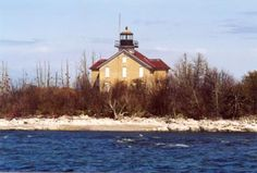 Pilot Island Lighthouse - Door County, WI