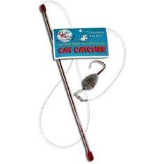 Da Bird Cat Catcher Cat Toy by Go Cat Feather Toys