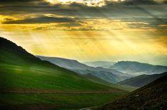 Kırgızistan muhteşem doğa