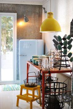 Birch + Bird Vintage Home Interiors » Blog Archive » Sunshine + Marigold: Hello, Yellow!