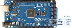 Arduino Mega2560 SPI 핀