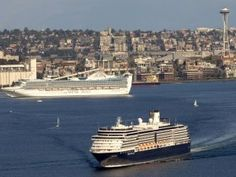 Seattle Cruise Port Review: Parking, Shuttles, Hotels - http://www.cruisedealsinfo.com/seattle-cruise-port-review-parking-shuttles-hotels/#more-2680