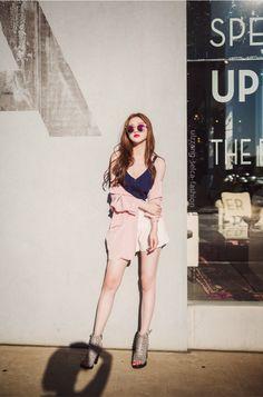 ulzzang-selca-fashion:  Seo Sung Kyung // cr: CHUUSHE IS...
