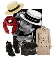 How To Dress Like Audrey Hepburn – Clothing Combinations Audrey Hepburn Mode, Beautiful Lips, Black White Red, Outfit Combinations, Style Icons, That Look, Fashion Looks, Glamour, Stylish