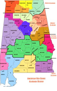 January The Alabama Secession Convention Passes An - Alabama state map with cities