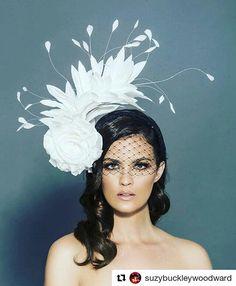 Black And White Fascinators, Black Fascinator, Fascinator Headband, Kentucky Derby Fascinator, Kentucky Derby Hats, Derby 2017, Derby Attire, Cute Headbands, White Headband