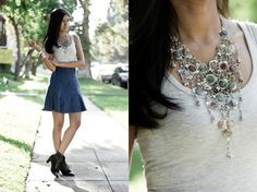 TREASURES ARE IN YOUR OWN BACKYARD (by Sheryl L) http://lookbook.nu/look/2168695-TREASURES-ARE-IN-YOUR-OWN-BACKYARD