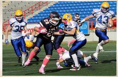 Calgary Colts - Saskatoon Hilltops