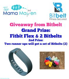 Bitbelt Can Help Keep Your Fitbit On (+ #Giveaway Ends 10/31) @fitbitfix @fitbit #bitbelt   The Mama Maven Blog