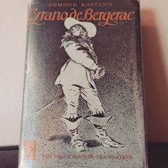 Hipster's Hollow Blog Post #11: Cyrano de Bergerac  #24booksin2015 #books #reading #bookworm #play #cyranodebergerac