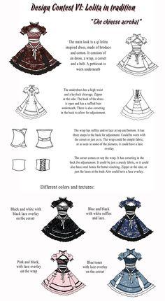 Wa Lolita: The Chinese Acrobat by ajasin on DeviantArt