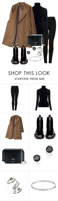 """Untitled #3198"" by theeuropeancloset ❤ liked on Polyvore featuring Topshop, M.i.h Jeans, G.V.G.V., Marni, Givenchy, Bloomingdale's, Kendra Scott and Marc by Marc Jacobs"