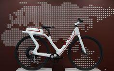 Kia presenteert elektrische fietsen