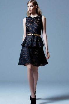 Loving every single piece from the Elie Saab Ready-To-Wear Prefall 2013!! ‹ ALL FOR FASHION DESIGN